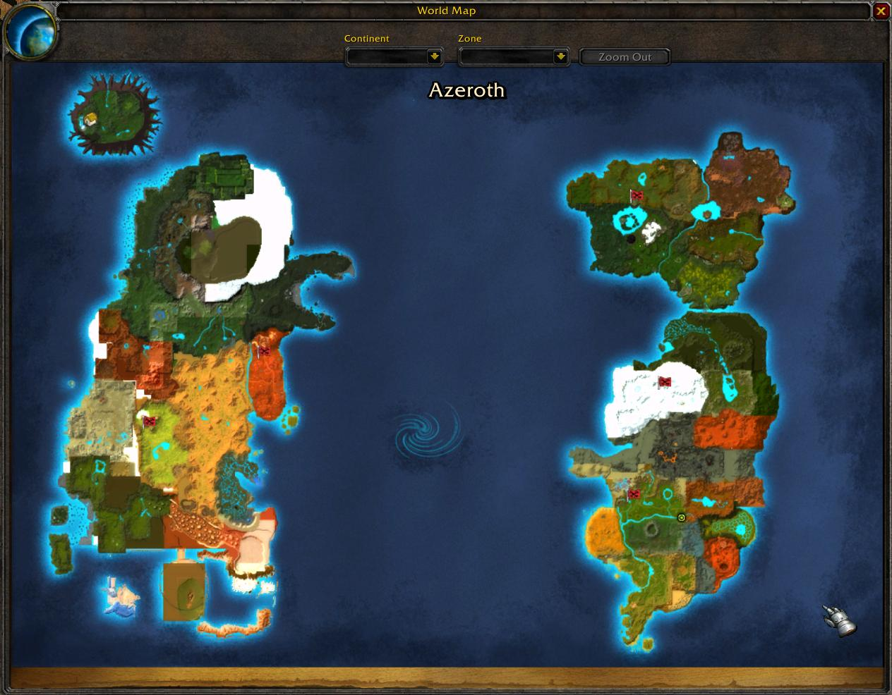 Map fuck warcraft sexy butts